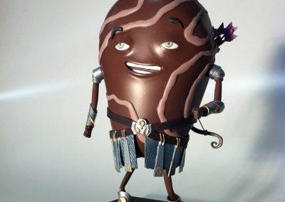 Ficticios-chocolate-warrior-artificionet